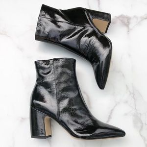 👻HP👻Sam Edelman patent leather boots